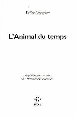 L'animal du temps (French Edition)
