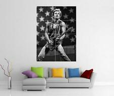 BRUCE SPRINGSTEEN BORN IN THE USA TO RUN THE RIVER GIANT WALL ART PHOTO POSTER