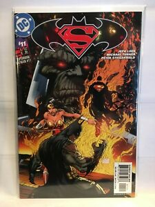 Superman-Batman-11-NM-1st-Print-DC-Comics