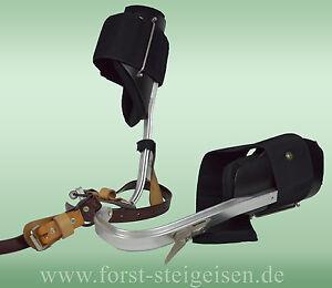 Aluminium-Steigeisen-Kletterhilfe-Baumsteigeisen