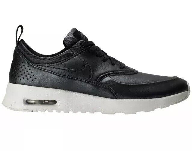 NIKE AIR MAX THEA SE Trainers Womens 5.5 METALLIC HEMATITE 861674 shoes Sneaker