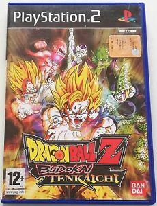 dragon ball z game playstation 2