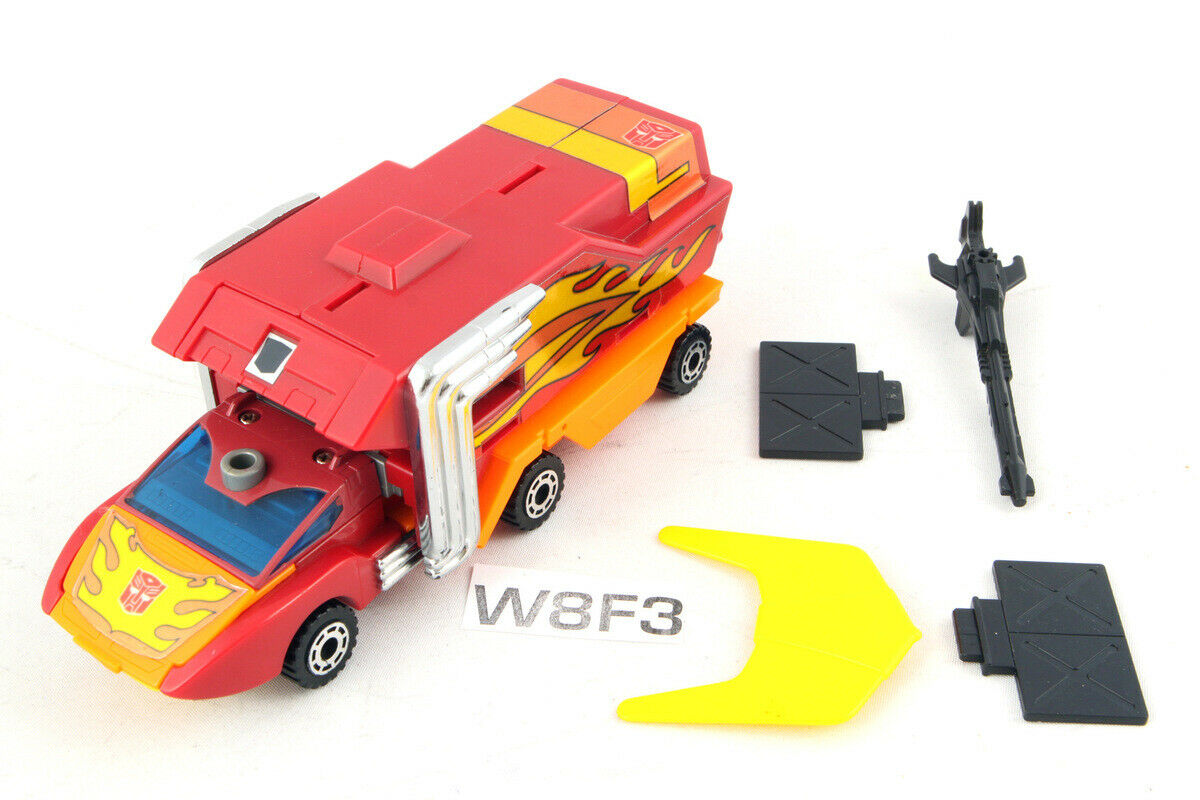 Rodimus Convoy 100% completare G1 Transformers 2010 Transformers