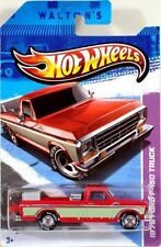 Hot Wheels Sam Walton 1979 Ford F-150 Truck Walmart Exclusive