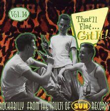 Vol. 14-That'll Flat Git It! - That'll Flat Git It! (1997, CD NUOVO)