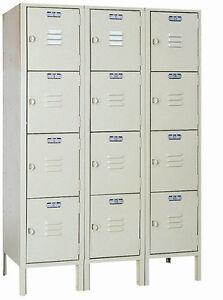image is loading - Metal Lockers