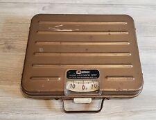 New Listingvtg Pelouze 70 Lbs Upsparcel Post Scales Model P70upc06880 Made In Usa Handy