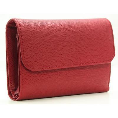 LIVAN/® Femme Bleu Paillette L618 Portefeuille Porte Monnaie /à Bouton Pression Cuir synth/étique Haut qualit/é