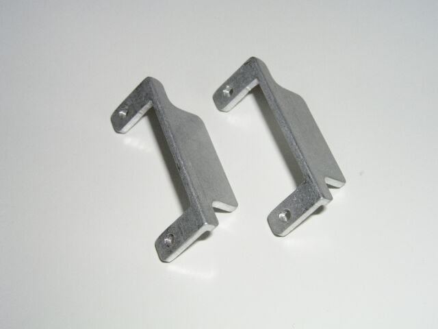 Qty. 2 Aluminum Servo Mount for 5 Gram 5g Micro Servos