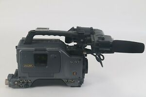 Sony-DSR-570WS-Professional-DV-Mini-DV-Camcorder-W-Sony-Dxf-701ws-Viewfinder