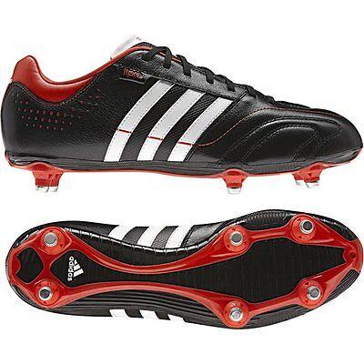 scarpe da calcio adidas 11 Nova SG G97452 nero bianco rossa