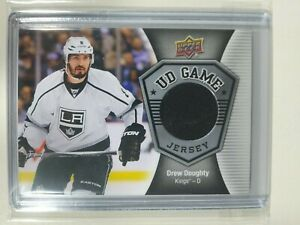 2016-17-Upper-Deck-Series-1-UD-Game-Jersey-Drew-Doughty-Los-Angeles-Kings