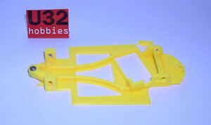 U32 Chassis 3d Volkswagen Polo 1600 Anglewinder Macht Slot Pure Whiteness Spielzeug