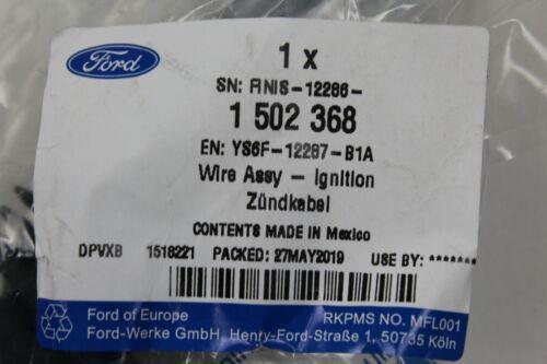 1,6 16v 1502368 1,4 cilindro 1,25 Original ford cable de encendido 4