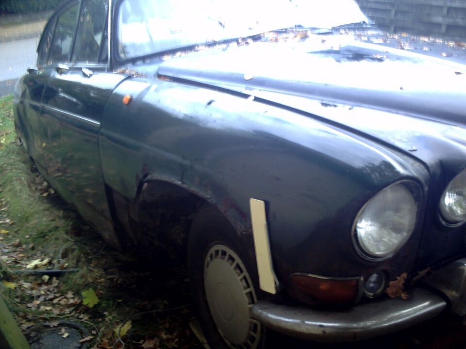 Jaguar Mark 10, 3,8 Saloon, Benzin