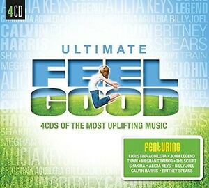Various-Artists-Ultimate-Feelgood-Various-New-CD-UK-Import