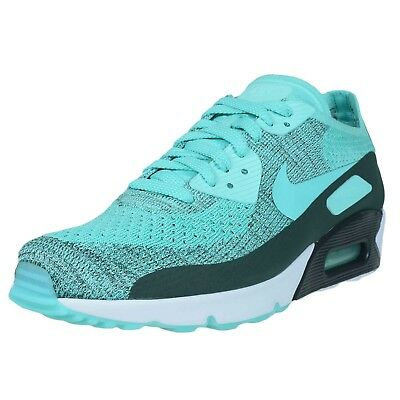NIKE AIR MAX 90 ULTRA 2.0 FLYKNIT HYPER TURQUOISE 875943 301 | eBay