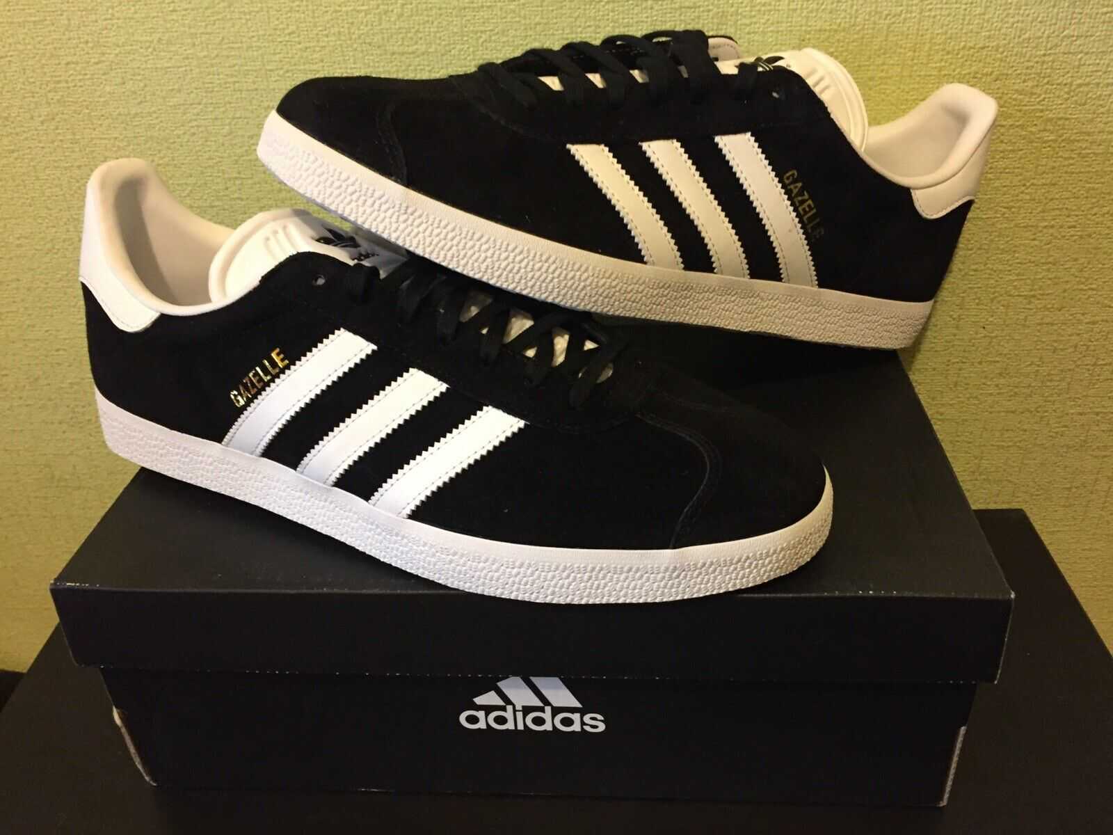 Adidas Adidas Adidas sneakers gazelle originals new us size 10,5 4aa523