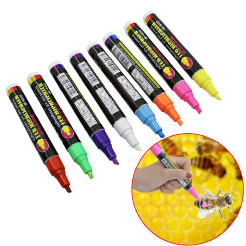 1pcs Beekeepers Beekeeping Equipment Queen Marker Pen  Bees Tool Multi QEX