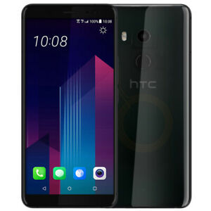 HTC-U11-64-Go-4-Go-RAM-Dual-SIM-Debloque-Translucent-Noir-6-0inch-Smartphone