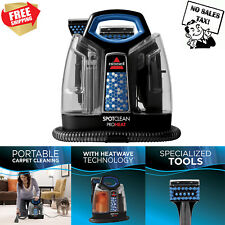 Bissell SpotClean ProHeat 5207U Portable Deep Cleaner
