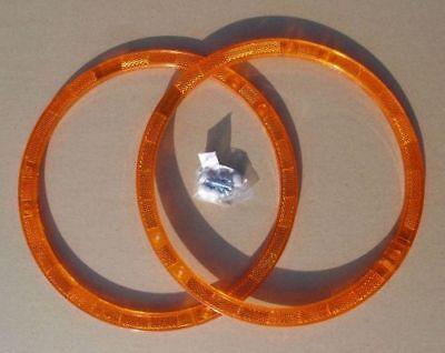 Cerca Voli Anello Raggi Riflettori Arancione 2 Pezzi-toren Orange 2 Stück It-it Grandi Varietà