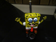 Sponge Bob Smoking Pipe Quality Finish  w/5  SCREENS < glass alternative  PM3301