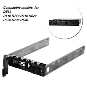 2-5-039-039-SSD-HDD-Hard-Drive-Tray-Caddy-For-R610-R710-R910-R620-R720-R730-R630-T310