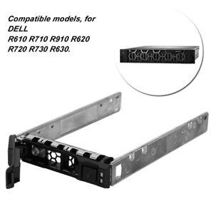 2-5-034-SSD-HDD-Disque-Dur-Tray-Caddy-pour-R610-R710-R910-R620-R720-R730-R630-T310