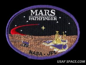 mars exploration rover mission patch - photo #11