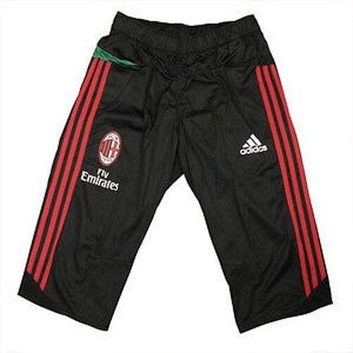 T 7° Adidas Milán Acm F50 Bermudas 3 4 Jadear Pantalones Cortos Fútbol Sala