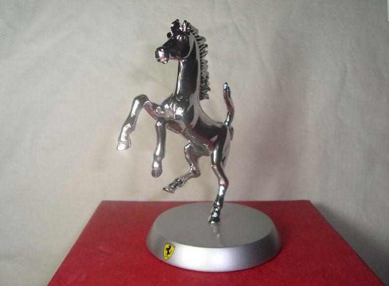 1 1  Exquisite Ferrari CAR LOGO Ornament