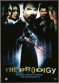 Dvd **THE PRODIGY** nuovo 2005