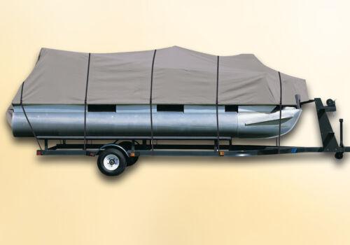 Limited Edition 18 Cruise Pontoon BOAT COVER Landau 18 Fish
