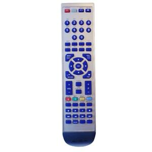 NEW-RM-Series-Replacement-TV-Remote-Control-for-Alba-LCD42880F1080P