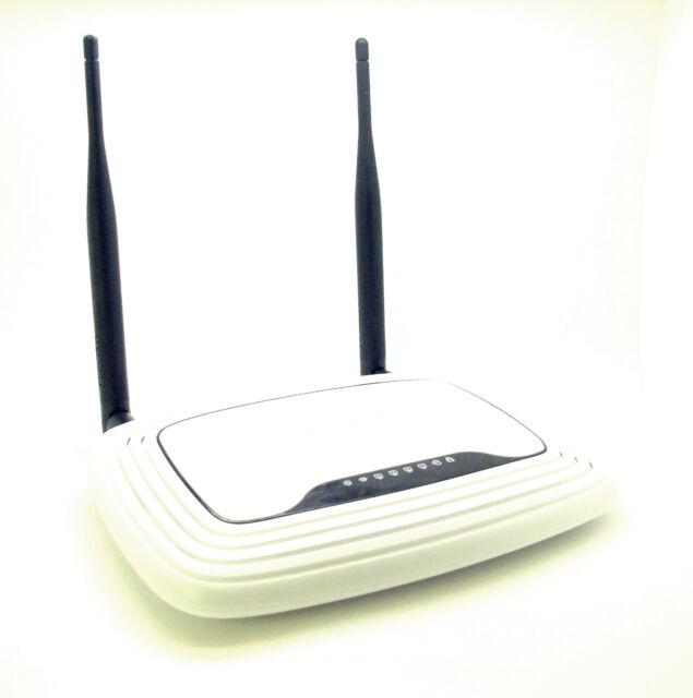 TP-Link TL-WR841ND WLAN-Router (300 Mbps, 4-Ethernet-Port)
