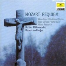 Mozart Requiem, KV 626 (DG, 1962) [CD]
