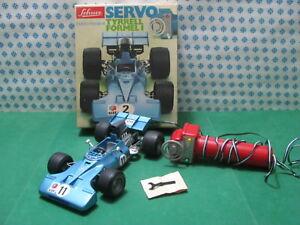 RARO-Vintage-SCHUCO-SERVO-TYRREL-Formel-1-Elektro-Fernlenk-356-217