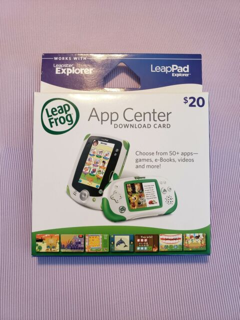 2 VTech Learning App Download $20 Gift Card $40 Value NEW Two