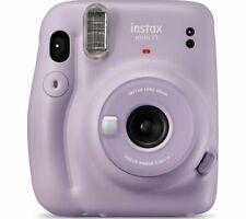 INSTAX mini 11 Instant Camera - Lilac Purple - Currys