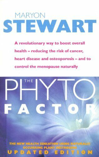 The Phyto Factor: A revolutionary way to boost overall health - .9780091856557