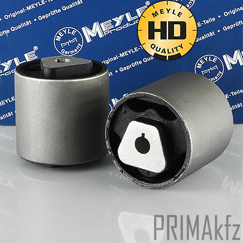 2x MEYLE HD 314 610 0000//HD Querlenker Lager Verstärkt BMW E81 E90 E91 E60 E61