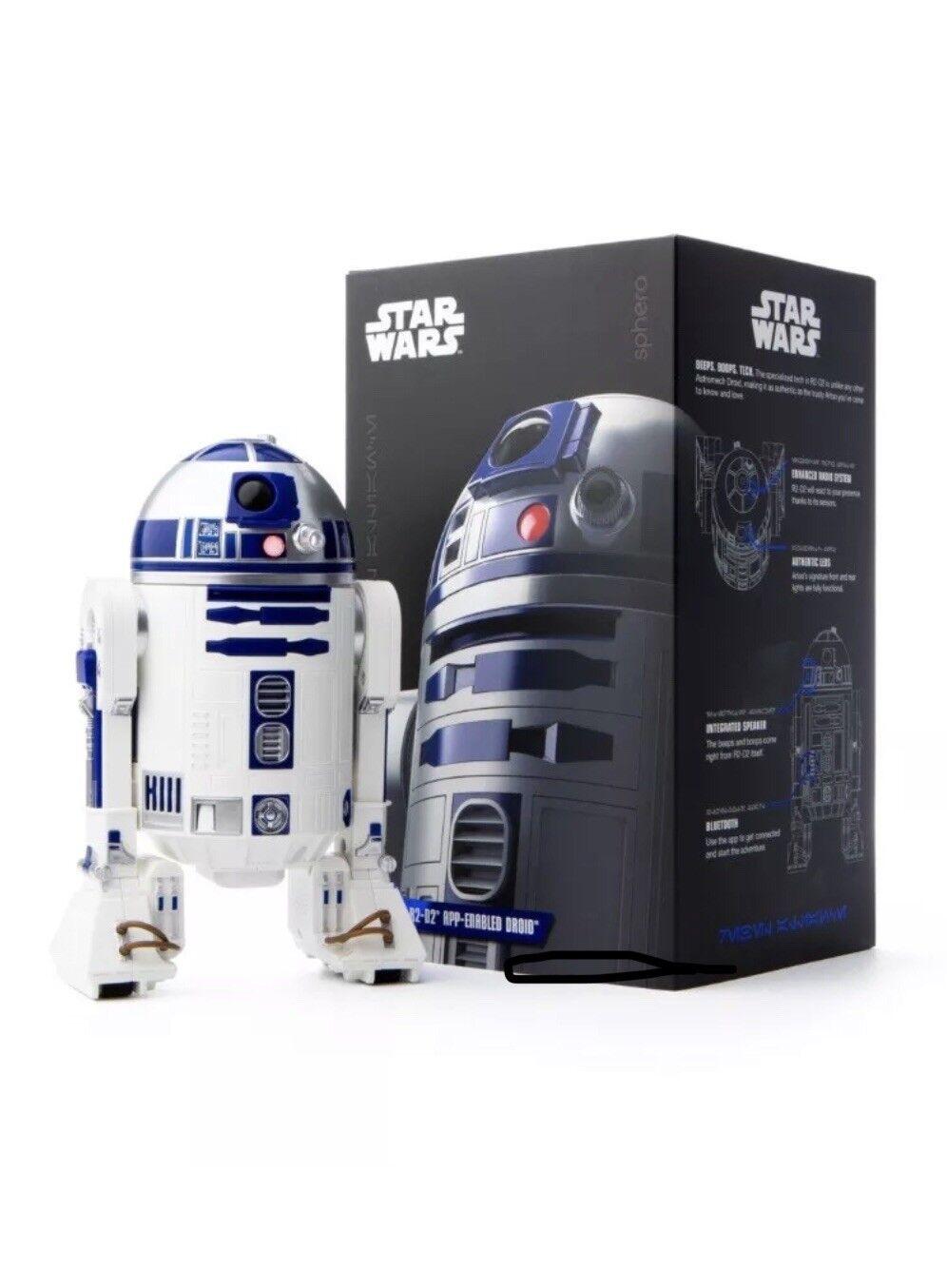 Sphero Star Wars Wars Wars R2-D2 App-Enabled Droid - Brand New Sealed c508dd