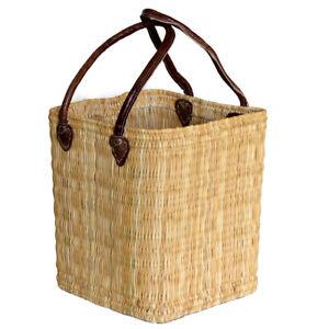 Square-Bottle-Gift-Bag-Storage-Spanish-Market-Shopping-Bag-Wine-Carrier-Picnic