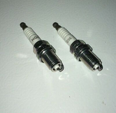 2-Pack Cub Cadet RC12YC Made in USA MTD 759-3336 OEM Spark Plugs //