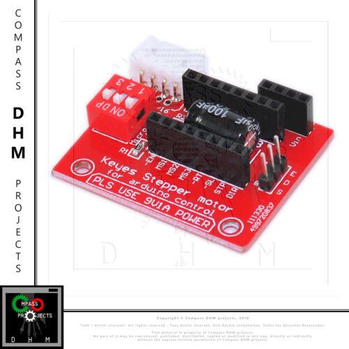 A4988 Stepper Motor Driver Control Panel 3D Printer Reprap Prusa