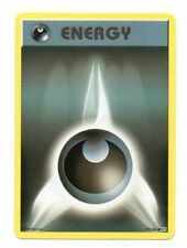 DARKNESS ENERGY 97/108 EVOLUTIONS POKEMON ENERGY CARD