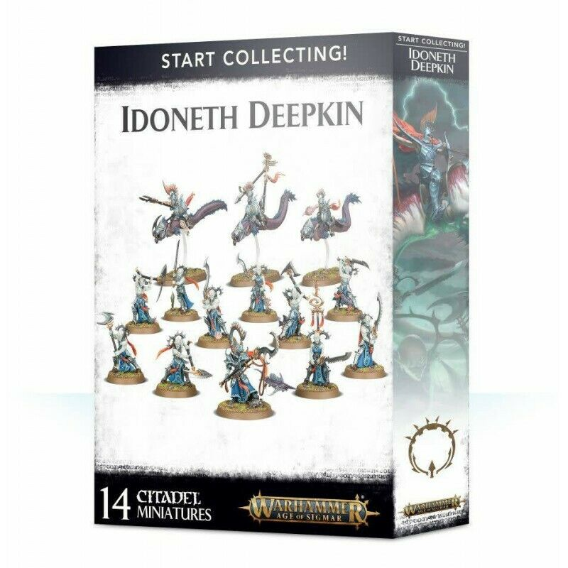 Estrellat Collecting   Idoneth Deepkin  edizione limitata