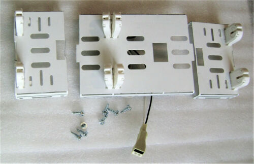 Pre-wired Retrofit Kit changing 8 Ft T12 or 8/' T8 Light Strip to 4/' LED Tubes
