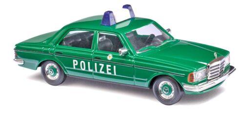Neu BUSCH  46860  Spur H0   Mercedes-Benz W123 Limousine »Polizei«